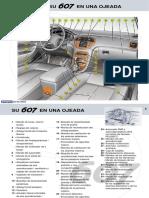 Manual Usuario Peugeot 607