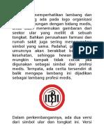 ARTI LAMBANG KEDOKTERAN.docx