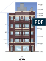 2242 W Lawrence Renderings, Option 1