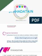 SYAHADATAIN
