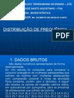 Distribuicao de Frequencia