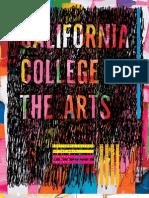 California College of the Arts Undergraduate Viewbook 2010-2013