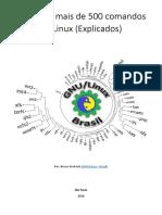 Guia Com Mais de 500 Comandos Do Linux