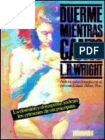 Duerme Mientras Canto [9780] - L. R. Wright