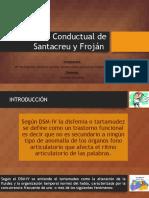 Modelo Conductual de Santacreu y Froján