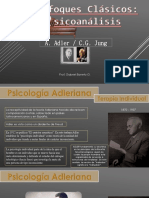 Psicoanalisis Adler Jung