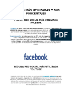 Redes Sociales a 252