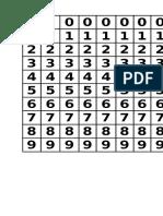 Set Numeros