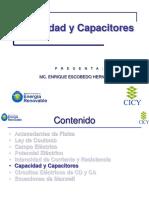 Capacidad y Capacitores 2011