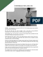 Insiden Penembakan Idul Adha 1962