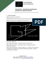 Momorial de Calculo - Água e Esgoto CASA 1.docx