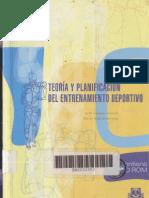 Teoria y Planificacion Del Entrenamiento Deportivo Jose Campos Granell