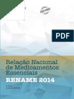 Relacao Nacional Medicamentos Essenciais Rename 2014