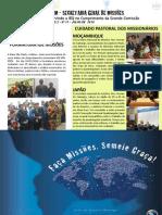 Missões News - Boletim de julho da SGM
