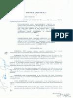 PMO 04-2009 Contract