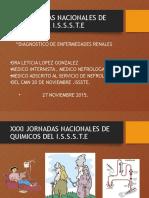 Diagnóstico de Enfermedades Renales