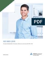 ISO 9001 2015 Whitepaper TUV Rheinland Spain
