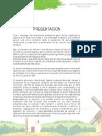 Agenda Ambiental Municipal Puerto Lleras Meta