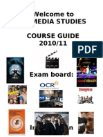 Course Guide as 10 11