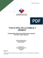 Ciclo Vita de La Familia