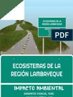 Ecosistemas de Lambayeque