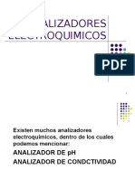 ANALIZADORES ELECTROQUIMICOS