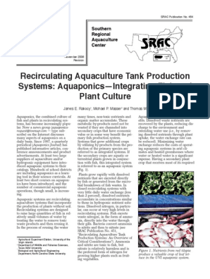 SRAC-Publication-No -454-Recirculating-Aquaculture-Tank