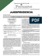 Casación  Nº 131-2014, Arequipa