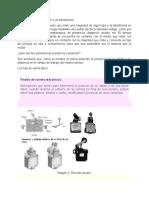 Diferencia Entre Un Sensor y Un Transductor