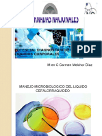 Simposio Líquidos Corporales M en C Carmén Melchor Díaz