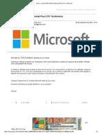 Gmail - Licencia Office 2013 Professional Plus 2 PC Techtronics