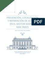 116356_Prevención, Localización y Reparación de Averias en El Motor Marino MAK 9M25