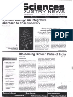 Journal - blossoming biotech park of India.pdf