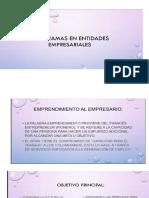 Programas en Entidades Educativas y Empresariales