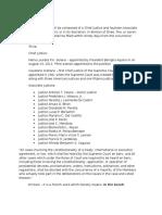 PGC Report - Trivia