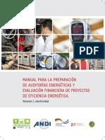 GIZ - Manual para la preparación de Auditorías Energéticas y Evaluación ....pdf