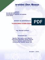 Documento de Anteproyecto Dsp y Control