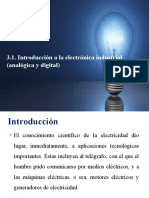 Introducción a la electricidad industrial