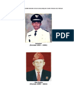 Foto Para Pemimpin Desa Balunijuk