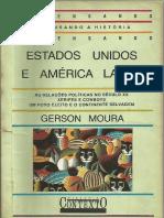 Estados Unidos e América Latina Parte I