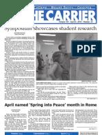 Carrier April 8, 2010