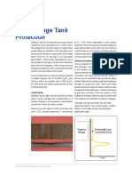 Acid Storage Tank Protection