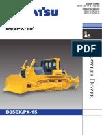 Komatsu D85EXPX 15