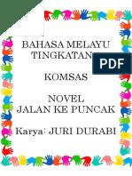 Komsas - Novel (Handout)