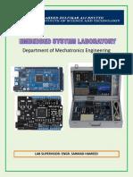 Embeded System Laboratory
