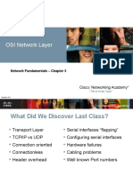 Chapter 05 OSI Network Layer