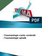 Patologie traumatica Teleanu