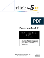 RasterLinkPro5 ReferenceGuide