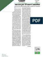 Revue de Presse Autolinee Toscane 23.03.2017
