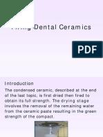 Cms Firing Dental Ceramics